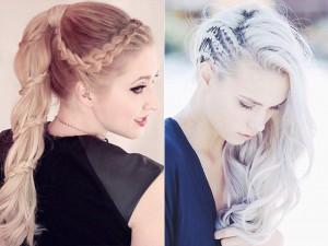 Làm đẹp - Những biến tấu tuyệt đẹp cho nàng thích tóc tết