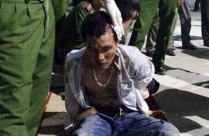 An ninh Xã hội - Trùm giang hồ xả súng vào cảnh sát lãnh 15 năm tù
