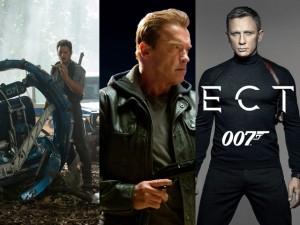 """Hậu trường phim - Điệp viên 007, Thế giới khủng long """"tranh ngôi vương"""""""