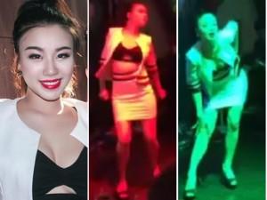 8X + 9X - Hot girl Linh Miu nóng bỏng nhảy shaking