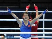Võ thuật - Quyền Anh - Nữ võ sĩ Việt dậy sóng Singapore vì... quá xinh