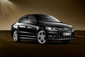 Xe xịn - Volkswagen CC Dynamic Black bản đặc biệt đẹp huyền bí