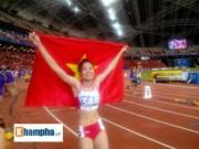Các môn thể thao khác - Điền kinh VN phá kỉ lục người Thái đã nắm giữ 24 năm