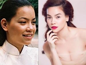 Làm đẹp - Sững sờ trước sự thay đổi nhan sắc của 6 mỹ nhân Việt
