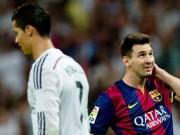 Bóng đá Ngoại hạng Anh - Tin HOT tối 11/6: Messi phủ nhận thù địch với Ronaldo