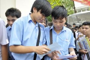 Thi vào lớp 10: Nhiều học sinh tự tin 8 điểm môn Ngoại ngữ
