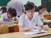 Tin tức trong ngày - Cập nhật đáp án đề thi vào lớp 10 môn Toán và Ngoại ngữ năm 2015