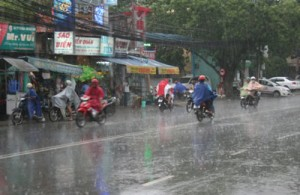 Tin thời tiết - Miền Bắc mát mẻ, mưa giảm dần