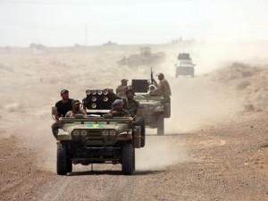 """Thế giới - Chiến lược """"lá súng"""" chống IS của Mỹ ở Iraq"""