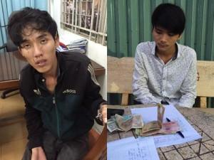 An ninh Xã hội - Cảnh sát giao thông bắt 2 kẻ giết người, cướp xe SH