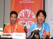 """Tin HOT SEA Games 28 - U23 VN quên Thái Lan rồi, giờ phải """"chiến"""" Myanmar"""