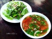 """Ẩm thực - Canh chua cá bống thệ """"tiến vua"""" xứ Huế"""