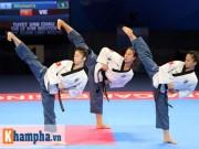 Thể thao - Sự cố trên sàn taekwondo: Khiếu kiện và đấu lại