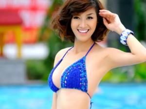 """Đồ lót - đồ bơi - Bikini đan móc: Đi biển không sợ """"đụng hàng"""""""