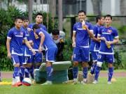 """Các giải bóng đá khác - U23 VN bí mật """"luyện công"""" chờ đấu Myanmar"""