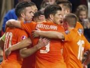 Bóng đá - Latvia - Hà Lan: Hiệp 2 bùng nổ