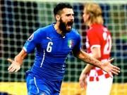 Bóng đá - Croatia - Italia: Không đơn giản