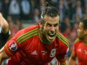 Video bàn thắng - Xứ Wales - Bỉ: Chiến thắng lịch sử