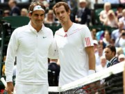 Thể thao - Tin HOT 13/6: Federer hoặc Murray sẽ vô địch Wimbledon