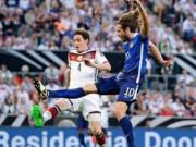 Bóng đá - Gibraltar - Đức: Đếm bàn thắng