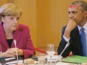 Đức ngừng điều tra nghi án Mỹ nghe lén Thủ tướng Merkel
