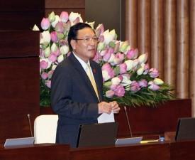 Sau kỳ thi THPT Quốc gia, Bộ sẽ công bố chương trình đổi mới SGK