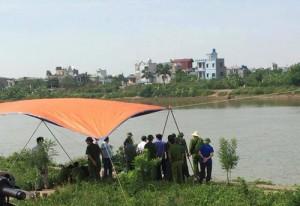An ninh Xã hội - Bắt nghi phạm giết vợ, bỏ xác vào bao ném xuống sông
