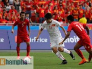 Video hot SEA Games 28 - TRỰC TIẾP U23 Việt Nam - U23 Myanmar: Nỗi cay đắng (KT)