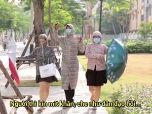 Bạn trẻ - Cuộc sống - Clip chế: Mùa hè khốn khổ vì nắng nóng