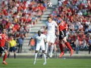 Bóng đá Pháp - Albania - Pháp: Tiếp tục sa lầy