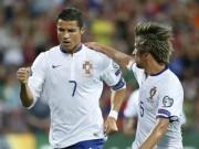 Các giải bóng đá khác - Armenia - Bồ Đào Nha: Người hùng Ronaldo