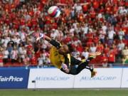 """Tin HOT SEA Games 28 - Báo chí ĐNA tung hô """"người nhện"""" của U23 Myanmar"""