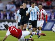 Các giải bóng đá khác - Argentina - Paraguay: Cú sốc đầu tiên