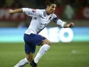 Các giải bóng đá khác - Ronaldo ngây ngất với cú hat-trick cùng ĐT BĐN