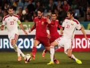 Bóng đá - Belarus -Tây Ban Nha: Quyết giành 3 điểm