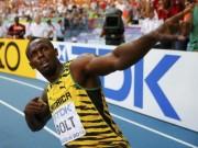 SEA Games 28 - Tin HOT 14/6: Usain Bolt nóng lòng so tài Gatlin