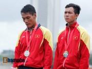 Tin bên lề thể thao - Nam VĐV Việt Nam khóc ngất vì mất vàng SEA Games