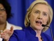 Tin tức trong ngày - Bà Hillary phát động chiến dịch tranh cử tổng thống