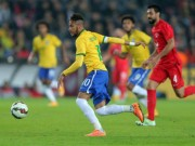 Bóng đá - TRỰC TIẾP Brazil - Peru: Người hùng phút bù giờ (KT)