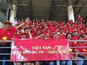 Bóng đá - CĐV Việt ở Singapore: Niềm vui chưa trọn, hẹn SEA Games sau