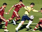 Các giải bóng đá khác - Colombia - Venezuela: Cơn địa chấn