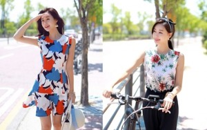 Thời trang - Công sở ngày hè: Đẹp mà không sợ nóng!