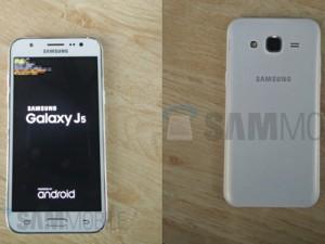 Điện thoại - Samsung Galaxy J5 lộ ảnh thực tế, giá mềm
