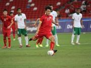SEA Games 28 - TRỰC TIẾP U23 Việt Nam – U23 Indonesia: Bàn tay nhỏ (KT)