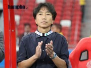 Bóng đá Việt Nam - Giành HCĐ, HLV Miura không hoàn toàn hài lòng