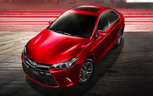 Tư vấn - Mê mẩn xế mới Toyota Camry ESport giá 1,06 tỷ đồng