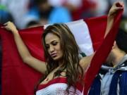 """Bóng đá - Dàn mỹ nữ """"đốt cháy"""" Copa America 2015"""