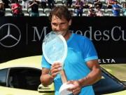 Tennis - BXH tennis 15/6: Nadal ấn tượng nhất tuần