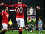 Bóng đá Ngoại hạng Anh - Van Persie & những bản hợp đồng sắp rời khỏi MU