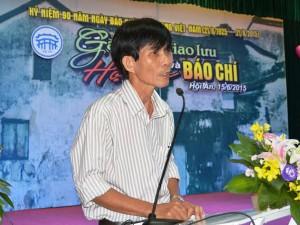 Tin tức trong ngày - Ông Nguyễn Sự gửi gắm điều gì với báo chí sau khi về hưu?